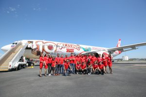 Leased Airbus A330s to help grow AirAsia X network