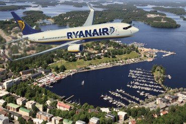 Ryanair Lappeenranta Bergamo