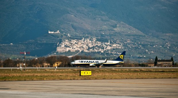 Ryanair opens 34 new routes from the main airport in Frankfurt
