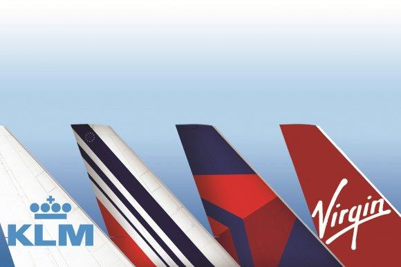 Delta, Air France-KLM and Virgin Atlantic expand