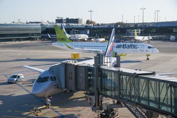 Riga Airport Closes the First Quarter with a 15% Turnover Growth