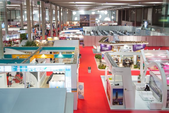 Exhibition Stand Giveaways : Don t miss out on this year s world routes exhibition activities