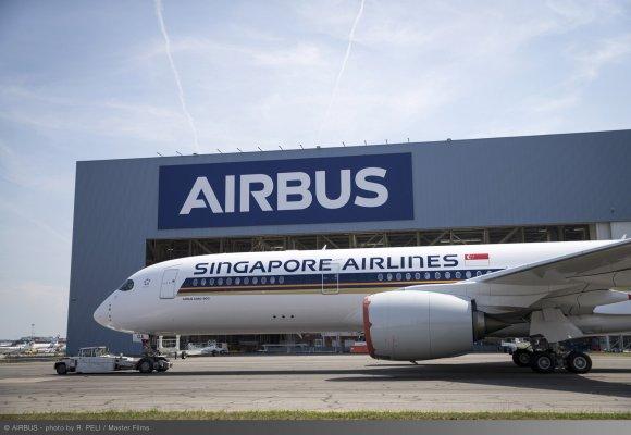World\'s longest non-stop flight takes off :: Routesonline