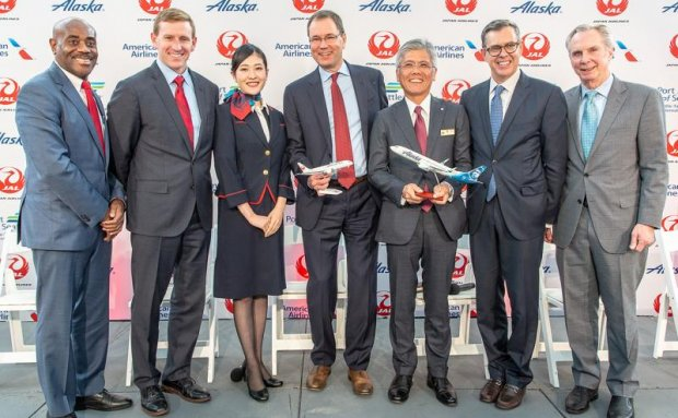 Port of Seattle Welcomes Japan Airlines (JAL) Announcement to Begin Service in 2019 to Sea-Tac