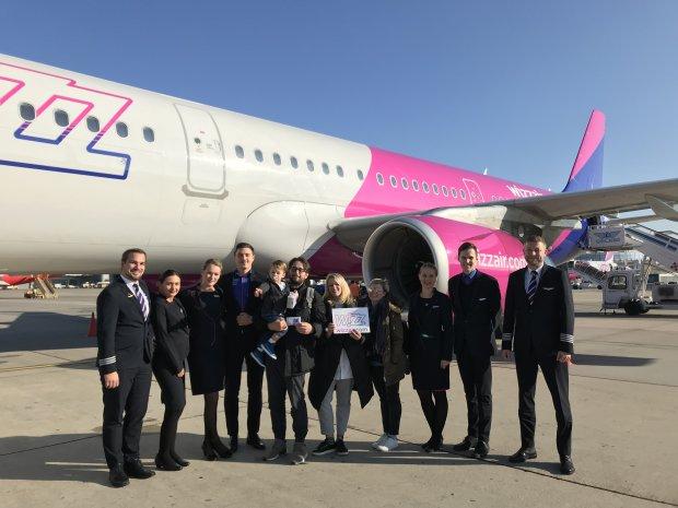 Wizz Air Celebrates Expansion In Austria Vienna International Airport Routesonline