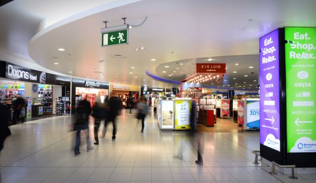 SSP and M&S announce first airside M&S