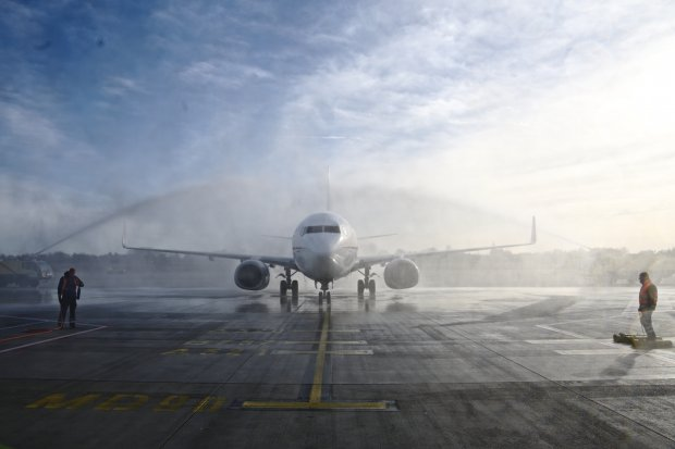 A record 2018 plus continuity for Brussels South Charleroi Airport:  8,029,680 passengers recorded in 2018