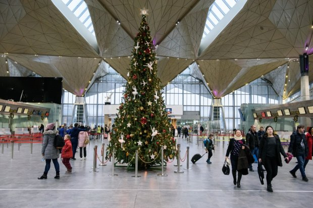 Pulkovo Airport welcomed more than 700,000 passengers over the winter holidays