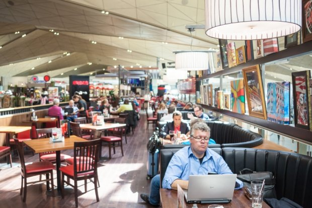 Passengers recognize Pulkovo as Russia's most comfortable airport
