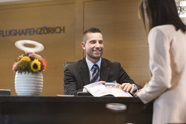 Zurich Airport wins ASQ Award for customer satisfaction