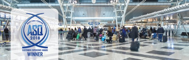 World's top airports for Customer Experience revealed
