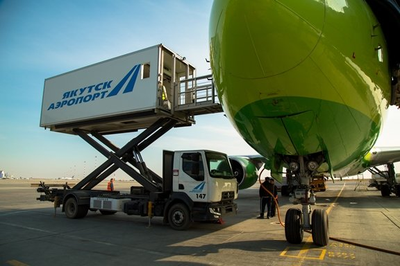 S7 resumes direct flights from Yakutsk to Moscow