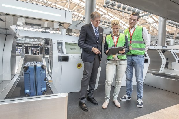 Balance sheet 2018: Hamburg Airport investing in personnel, digitalisation and  infrastructure
