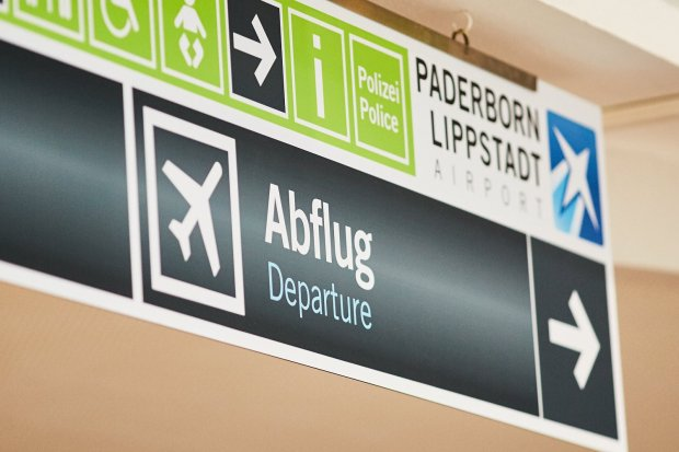 The Summer timetable at Paderborn-Lippstadt Airport starts