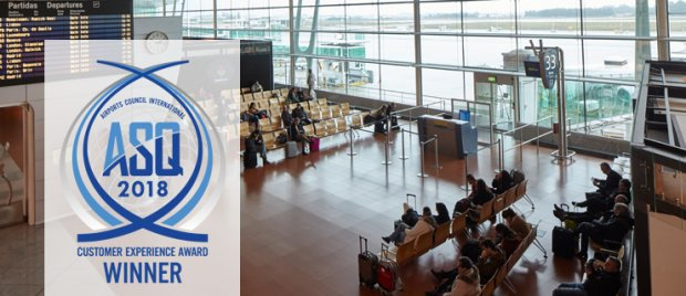 Porto wins another prize for best airport in its category and region