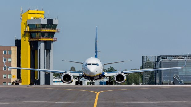 The start of the year for Lithuanian Airports: more than 1 million passengers served