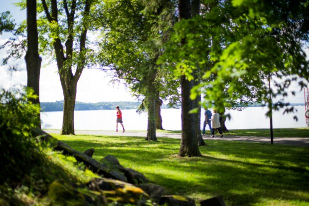 An international ideas competition in a magnificent Finnish lakeside city