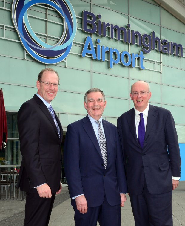 Birmingham Airport and HS2 ltd Share Plans to Improve Air and Rail Connectivity