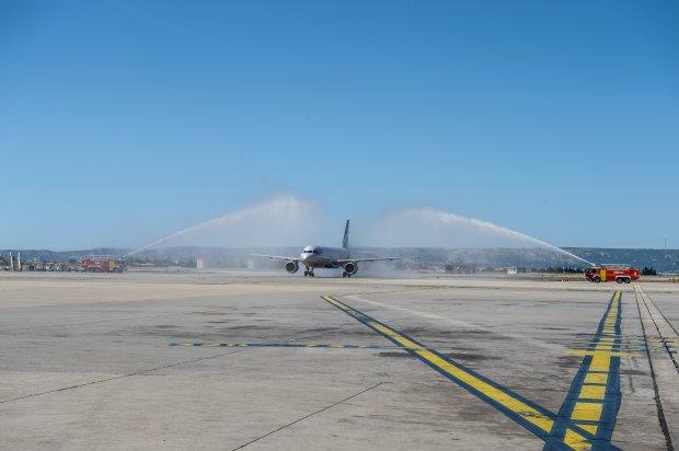 Marseille Provence welcomes (back) Aeroflot!
