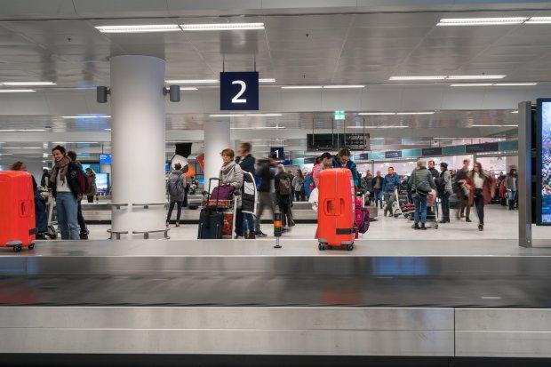 Passenger Numbers at Keflavik Decrease Between Years