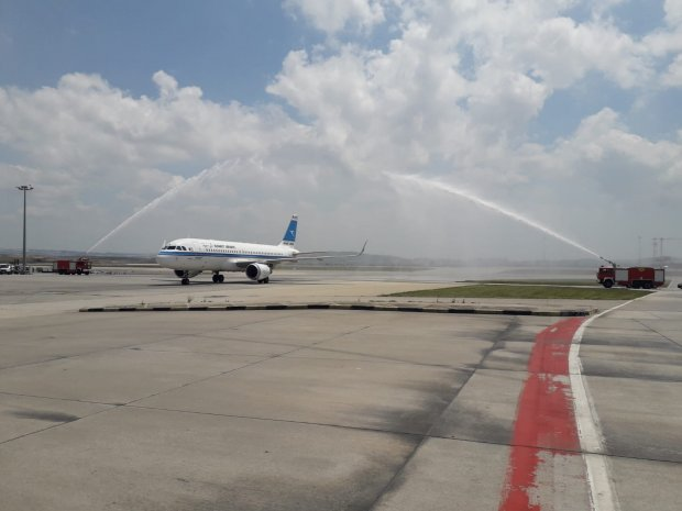 SAW welcomed Kuwait Airways
