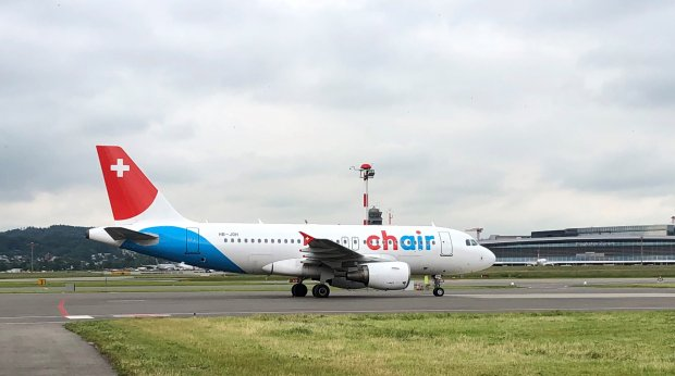 Chair Airlines - rebranding of Germania Flug AG