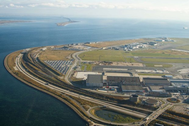 The airport of tomorrow takes shape: The Crown Prince inaugurates large construction project in CPH