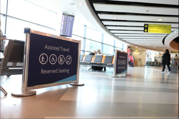 Belfast City Airport maintains 'very good' Accessibility Rating