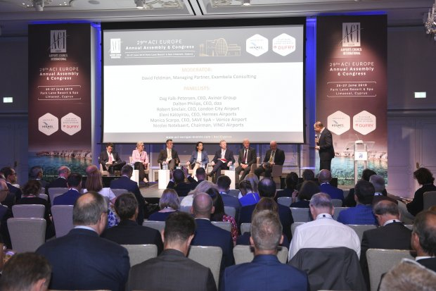 Hermes Airports hosts the ACI  29th Annual Assembly & Congress