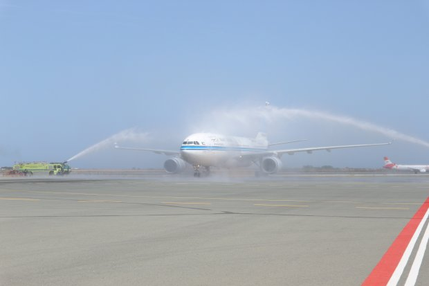 Kuwait Airlines launches flights from Kuwait to Larnaka