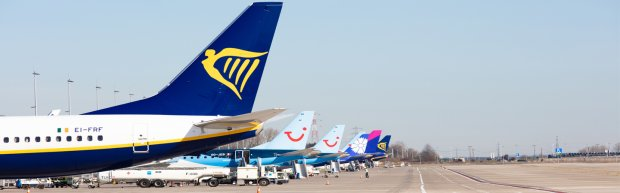 Increase in passenger numbers at Brussels South Charleroi Airport: 3% rise recorded for the first half of the year