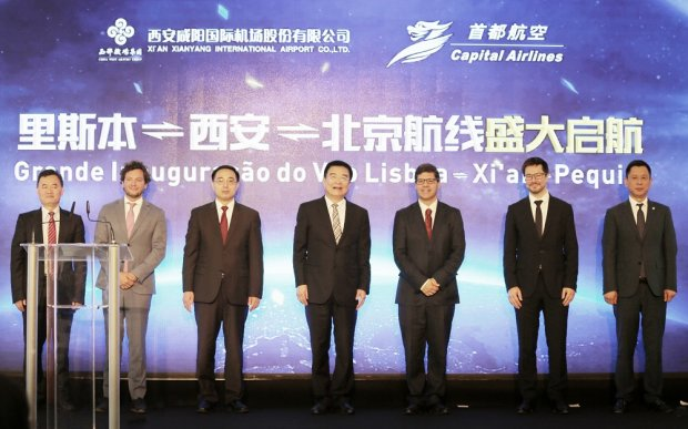 Capital Airlines to resume direct flight between China, Portugal in late August