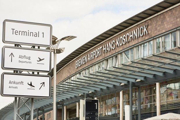 Top, 5th time in a row for Bremen Airport