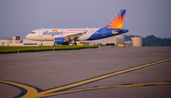 Allegiant Adds 14th Destination from Pittsburgh