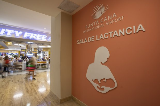Traveling with a baby? At Punta Cana International Airport we have you covered.