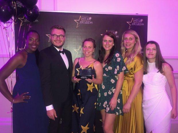 Birmingham Airport Awarded Star UK Airport 2019