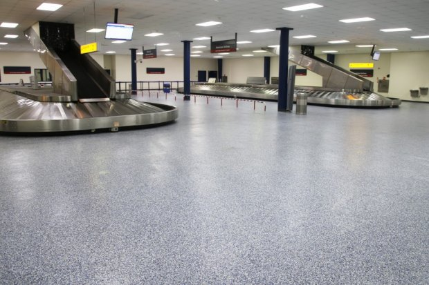 Refurbishment Projects at Aruba Airport