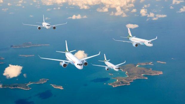 Air Vanuatu selects the Airbus A220