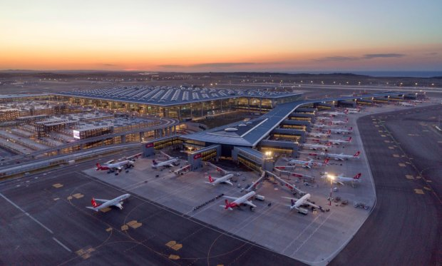 3rd Runway Preparations of the Istanbul Airport Continues in Full Force