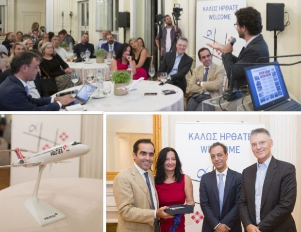 New Athens Routes by Volotea!