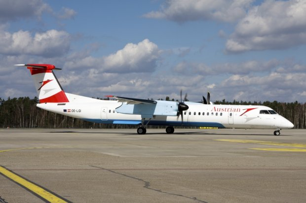Daily Flights from Nuremberg to Vienna with Austrian Airlines