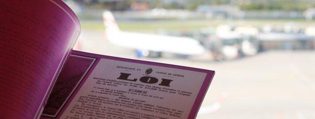 Geneva Airport Celebrates its Centenary