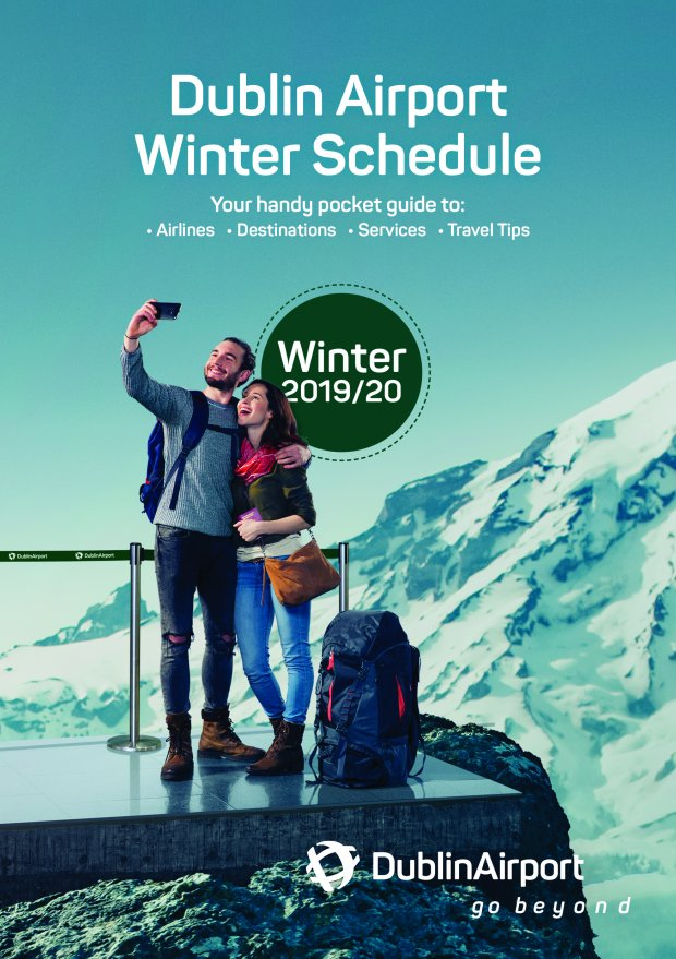 Dublin Airport Winter Schedule 2019/20