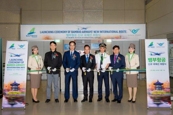 Авиаперевозчик Bamboo Airways запустил полёты по маршруту Дананг — Сеул