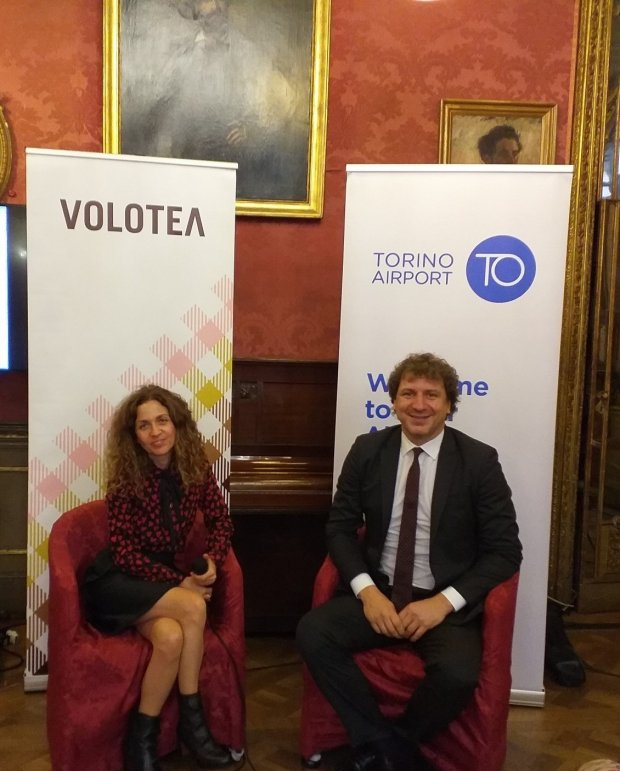 Volotea announces 2 new routes from Turin towards Mykonos and Lamezia Terme