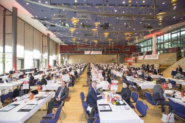 China Visitors Summit Europe