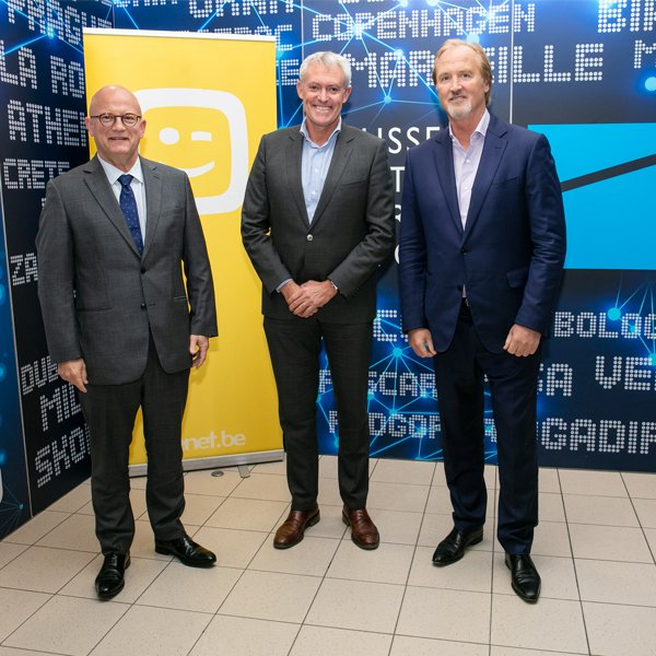 Consolidation of the partnership between Telenet and Brussels South Charleroi Airport:  The companies implement Smart Parking and Crowd Monitoring