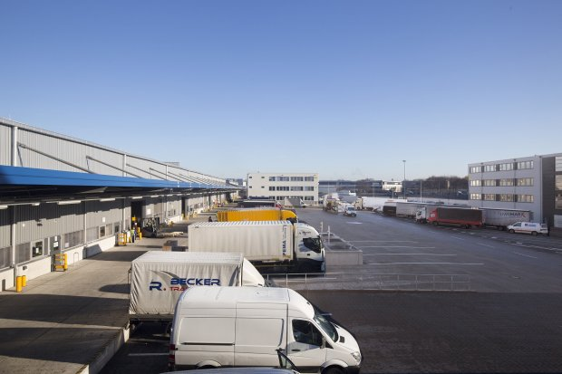 Hamburg Airport takes off for the digital future with the air cargo platform FAIR@Link.
