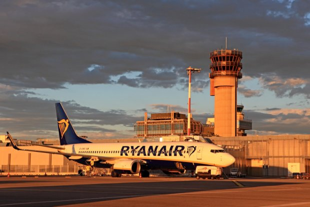 And one more route with Ryanair from Marseille Provence!