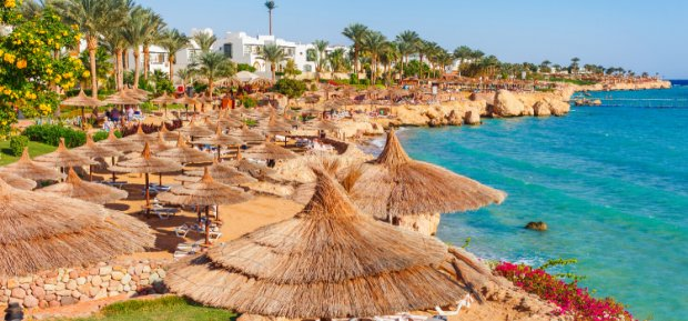 TUI UK announces Holidays to Sharm El-Sheikh for 2020 from Birmingham Airport